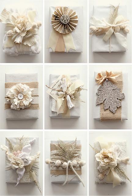 Christmas wrapping 1